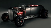 Ford '32 hot rod