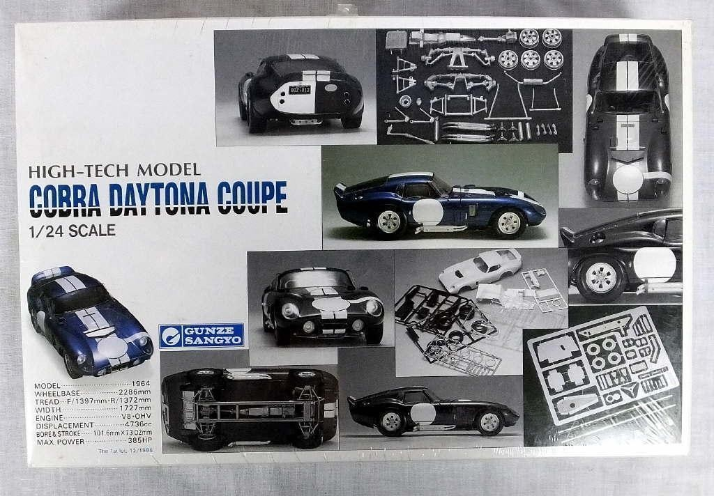 Shelby Daytona Gunze