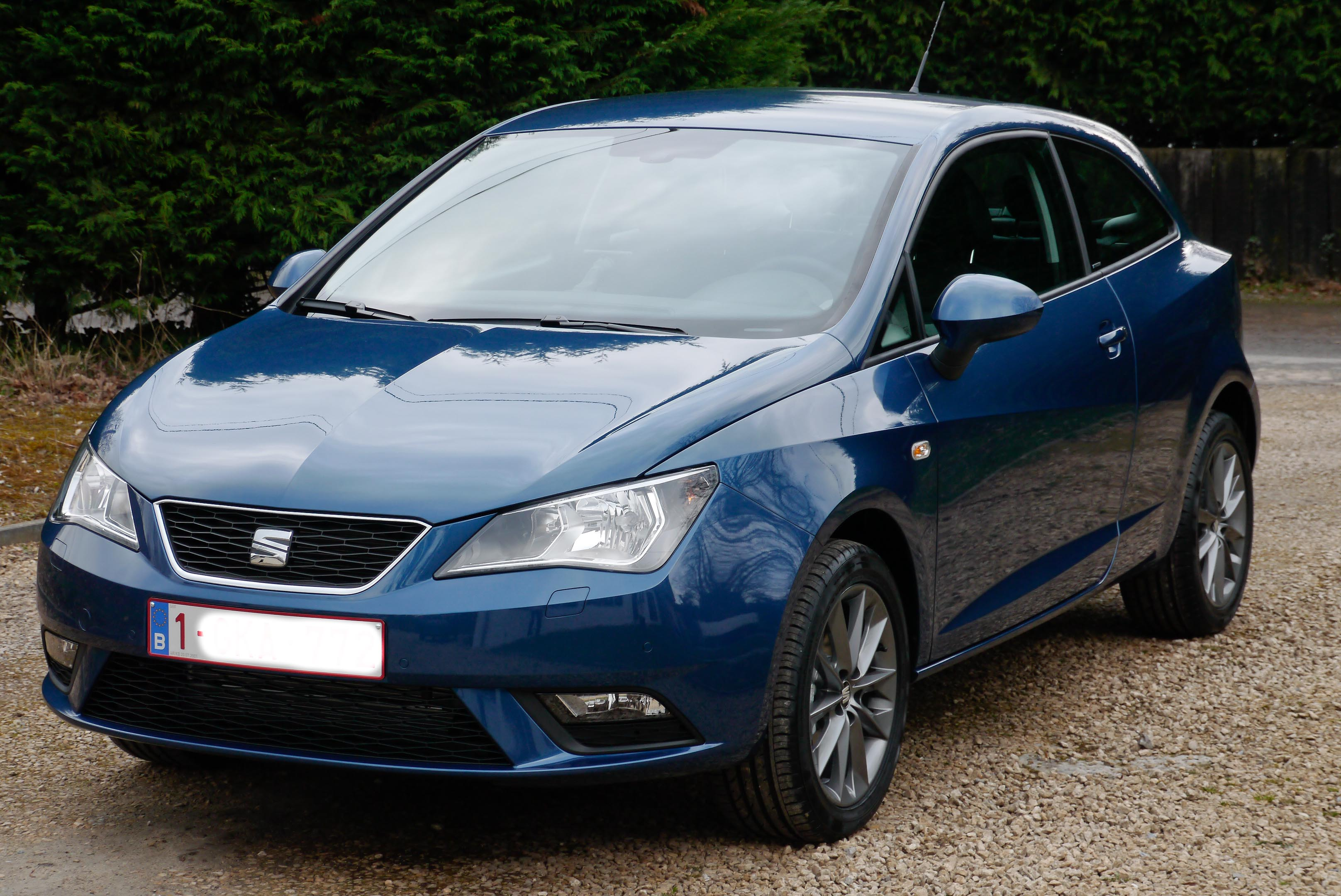 seat ibiza sc i tech pr sentation ibiza seat forum marques. Black Bedroom Furniture Sets. Home Design Ideas