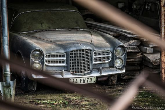 Facel Vega Collection Baillon