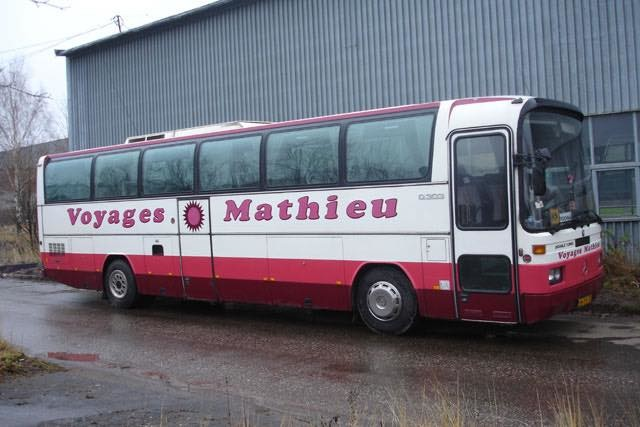 Mercedes-Benz O303 VOYAGES MATHIEU