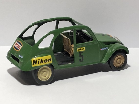 CITROËN Cross 1/43 Marpytoys