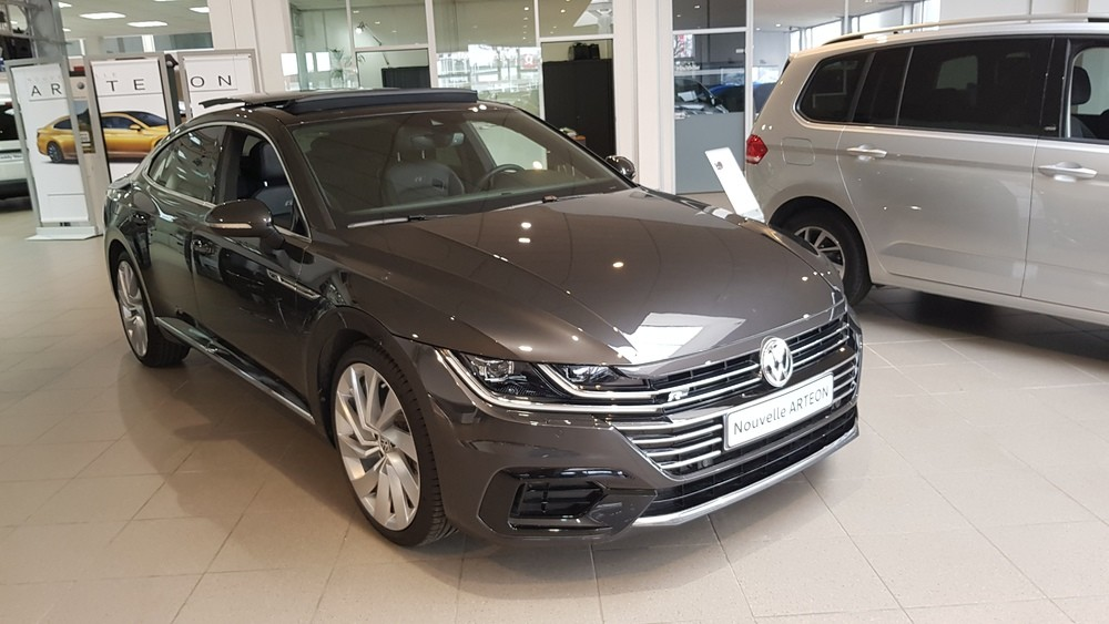volkswagen arteon 2017 topic officiel page 40 arteon volkswagen forum marques. Black Bedroom Furniture Sets. Home Design Ideas