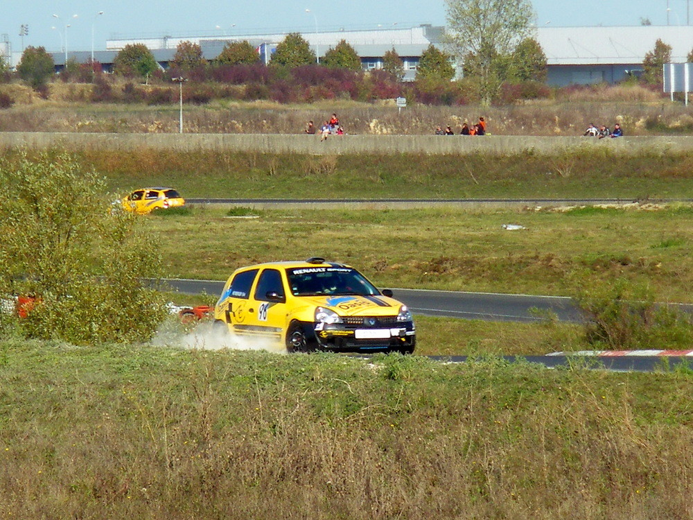 Finale Carole 2011 -Heyberger Eric - Clio RS