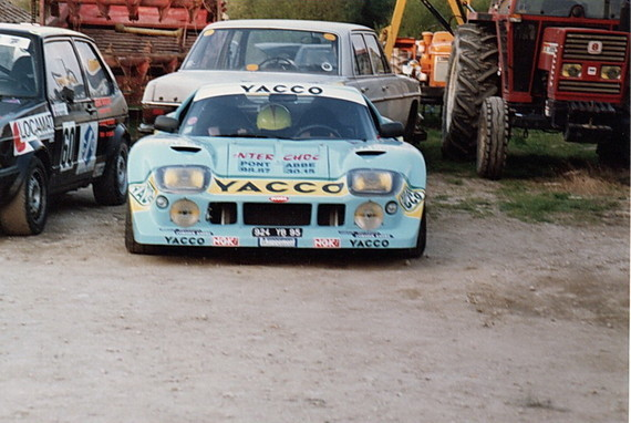 Carcreff Charly /Nusbaum Dominique _Rallye Solognot 1991