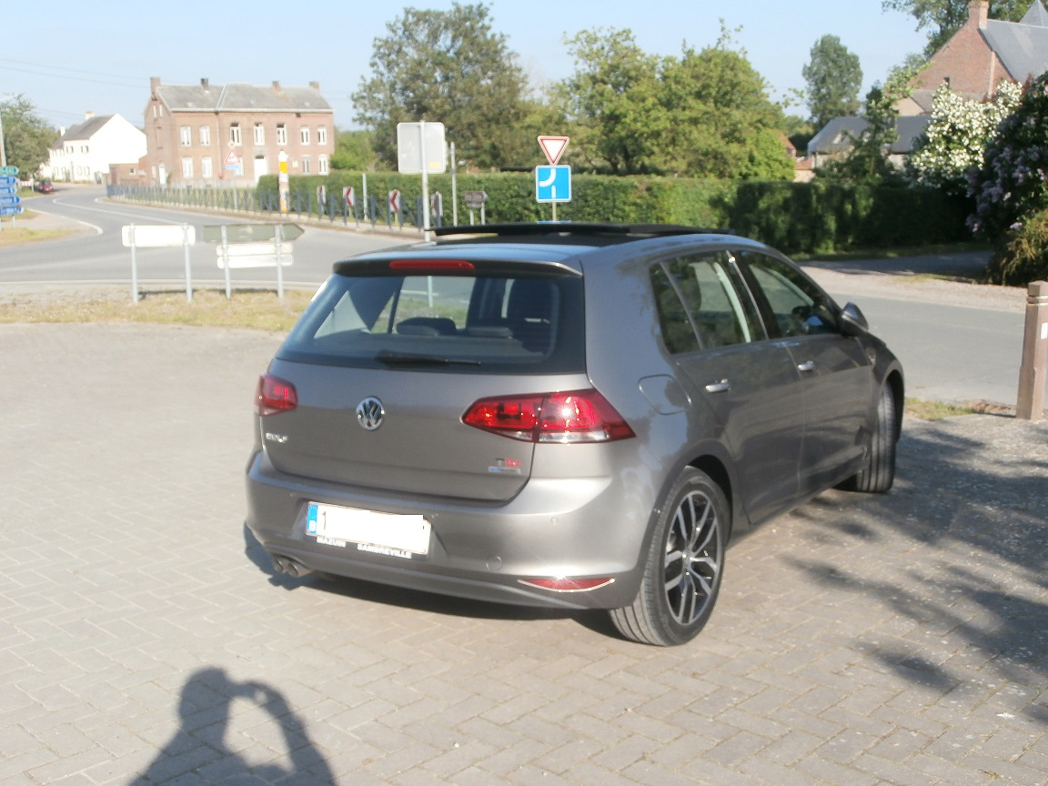 volkswagen golf vii 1 4 tsi 140 act sommaire page 1. Black Bedroom Furniture Sets. Home Design Ideas
