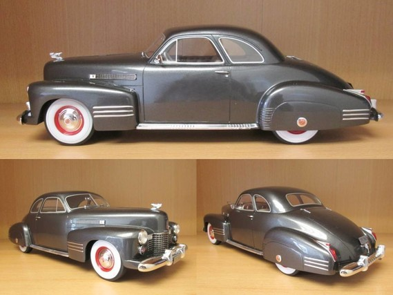 1941 Series 62 Club coupe