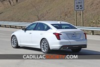 2020-Cadillac-CT5-Luxury-Exterior-On-Road-April-2019-007