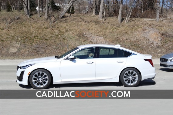2020-Cadillac-CT5-Luxury-Exterior-On-Road-April-2019-005