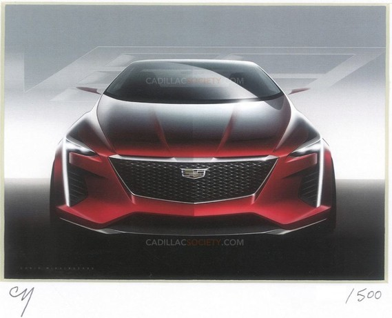 Cadillac-CT6-V-Present-Sketch-Sent-To-Owners-1024x829