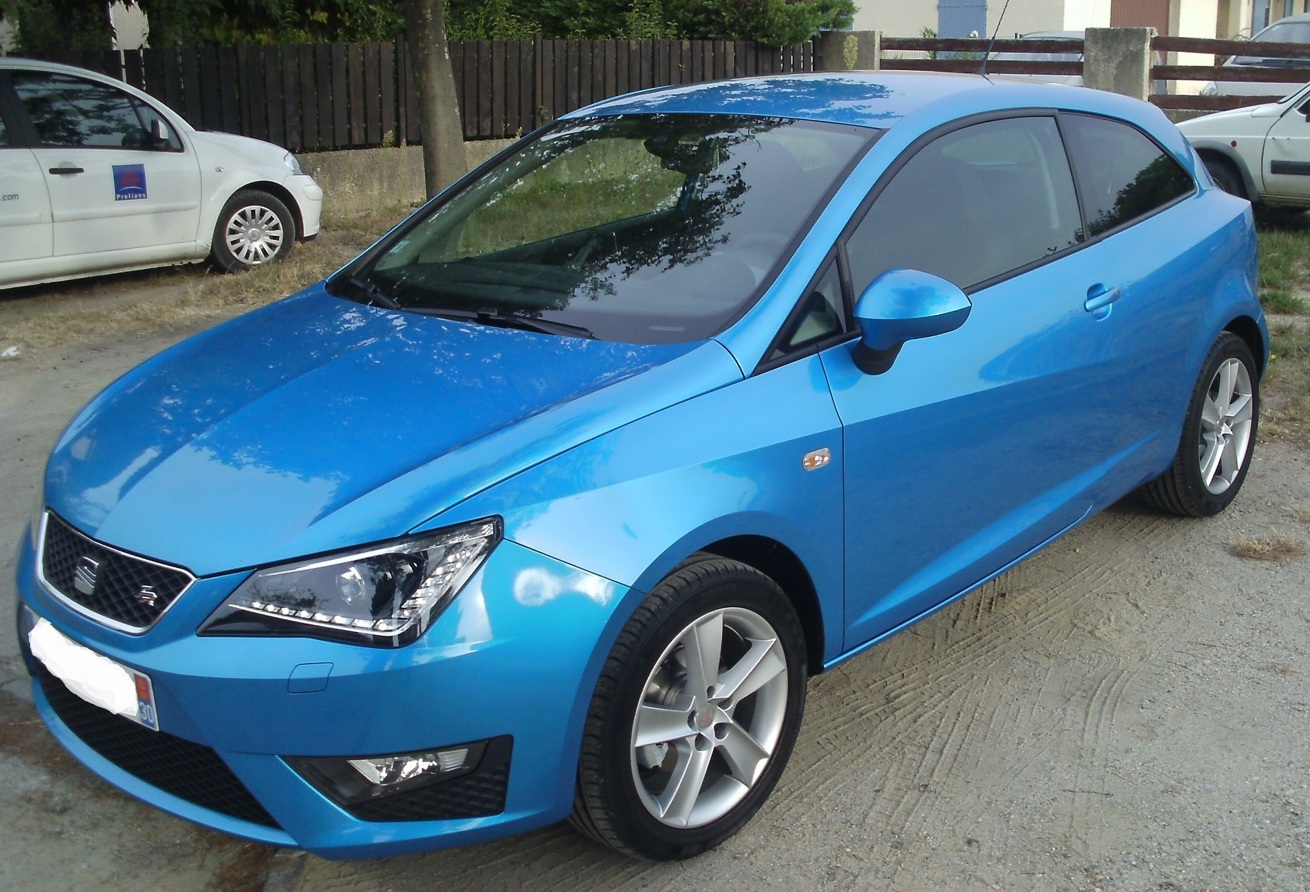 seat ibiza sc fr 105 bleu alor ibiza seat forum marques. Black Bedroom Furniture Sets. Home Design Ideas