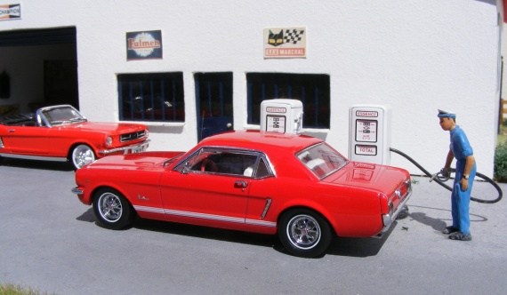 Ford Mustang coupé 1965 Premium X
