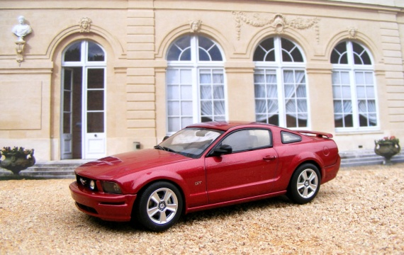Ford Mustang GT 2006 Auto Art