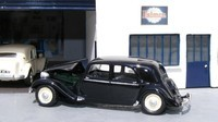 169 Citroën Traction 15-6 1951 Solido