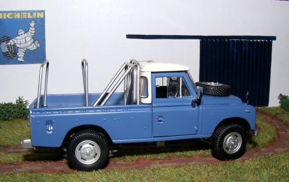 Land Rover III 109 pick-up 1979 Hongwell