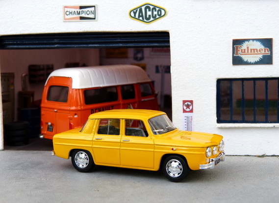 Renault 8 S 1969 Solido