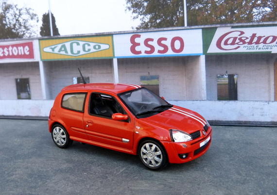 Renault Clio ll RS Team 2004 UH