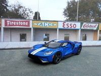 Ford GT 2017 Ixo