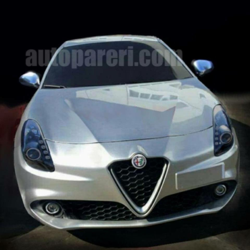 facelift giulietta 2016 seite 10 alfa romeo forum. Black Bedroom Furniture Sets. Home Design Ideas