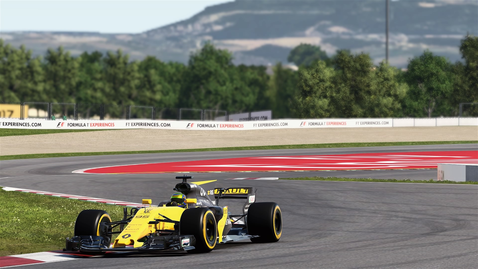 Renault RS17 F1 2017