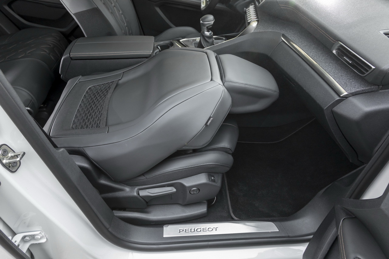 Peugeot 3008 ii 2016 topic officiel page 169 for Interieur 3008 allure