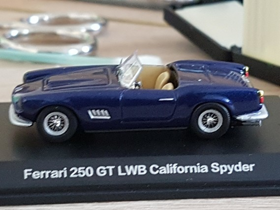Ferrari 250 LWB California 4