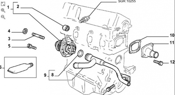 RepairGuideContent besides T9519579 Need diagram additionally 921 as well Sujet589463 additionally 2004 Dodge Stratus Radiator Diagram. on wiring diagram 2000 land rover