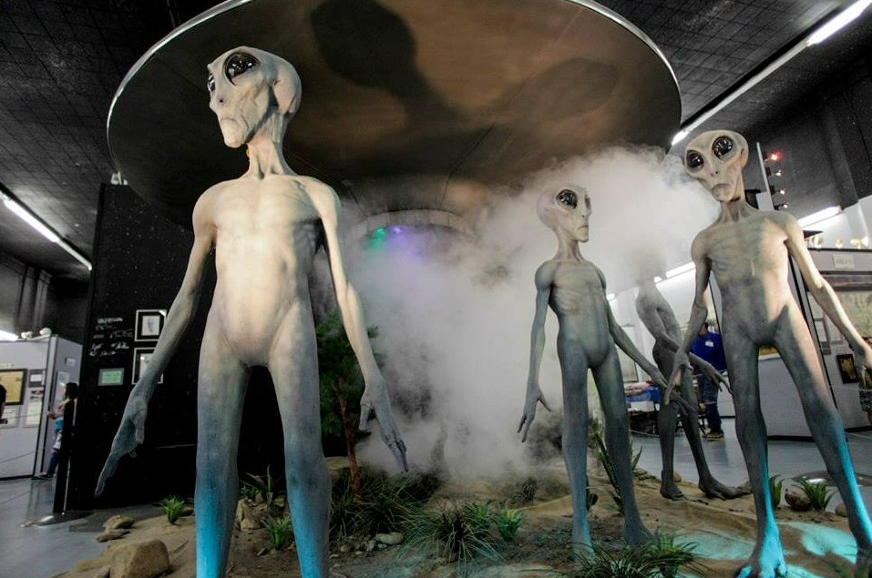 roswell_ufo Museum