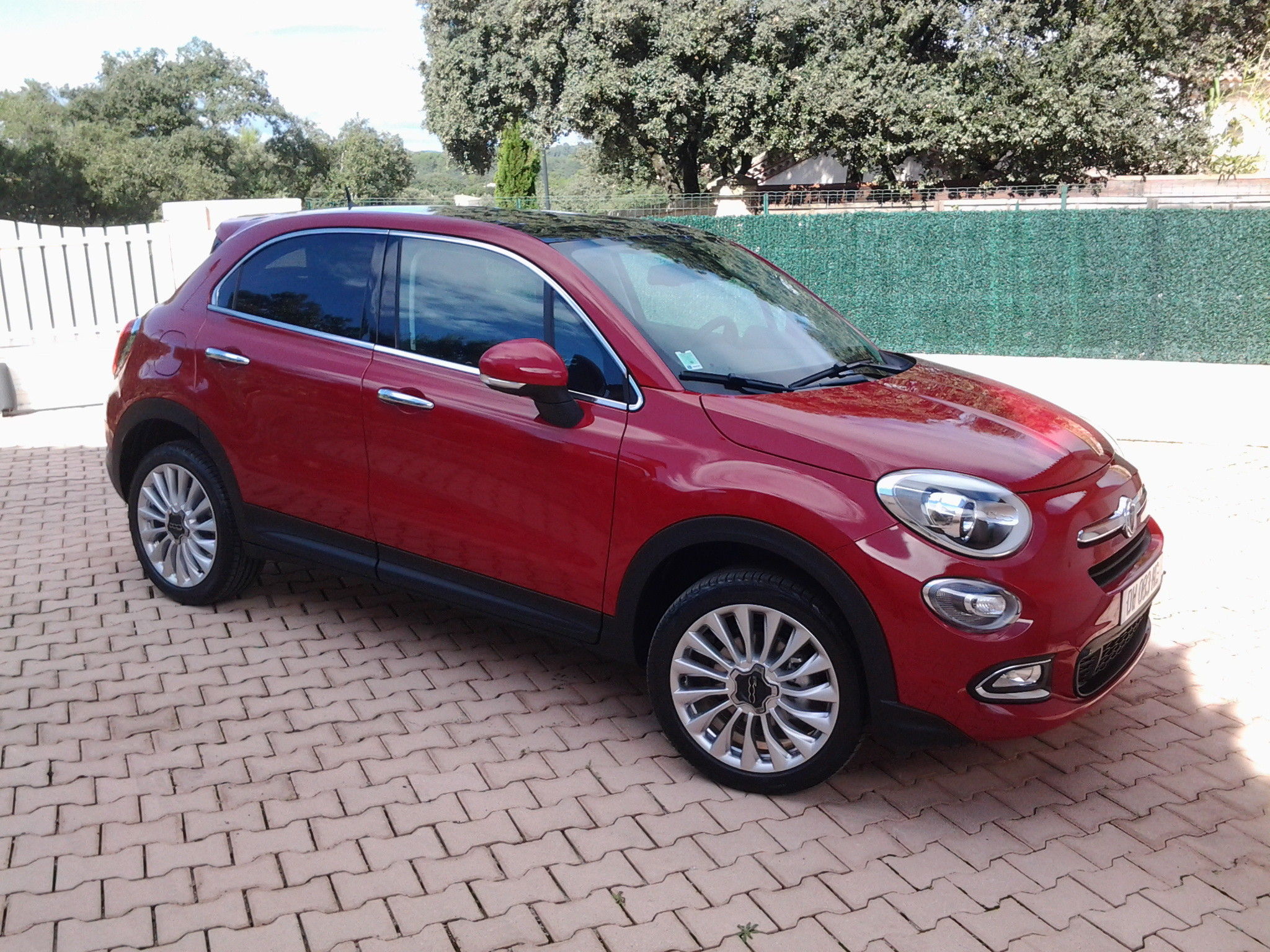 fiat 500 x topic officiel page 62 500 500l 500x fiat forum marques. Black Bedroom Furniture Sets. Home Design Ideas