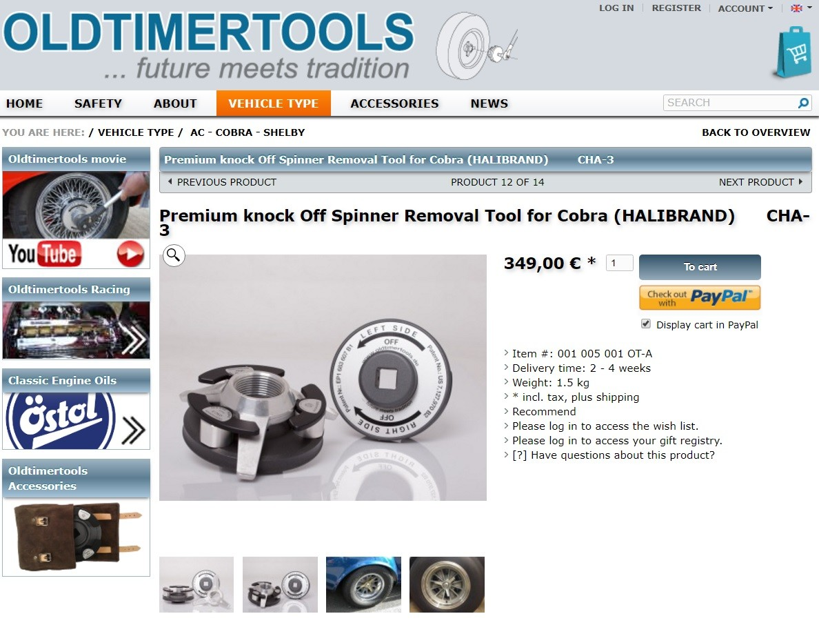 Removal tool 1