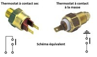 Thermo contacts