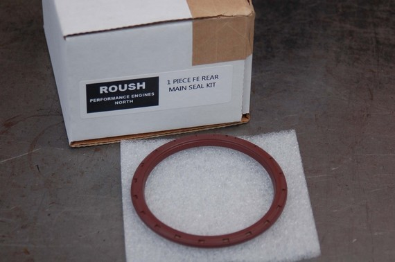 Roush one piece rear main seal