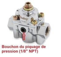 Regulateur pression