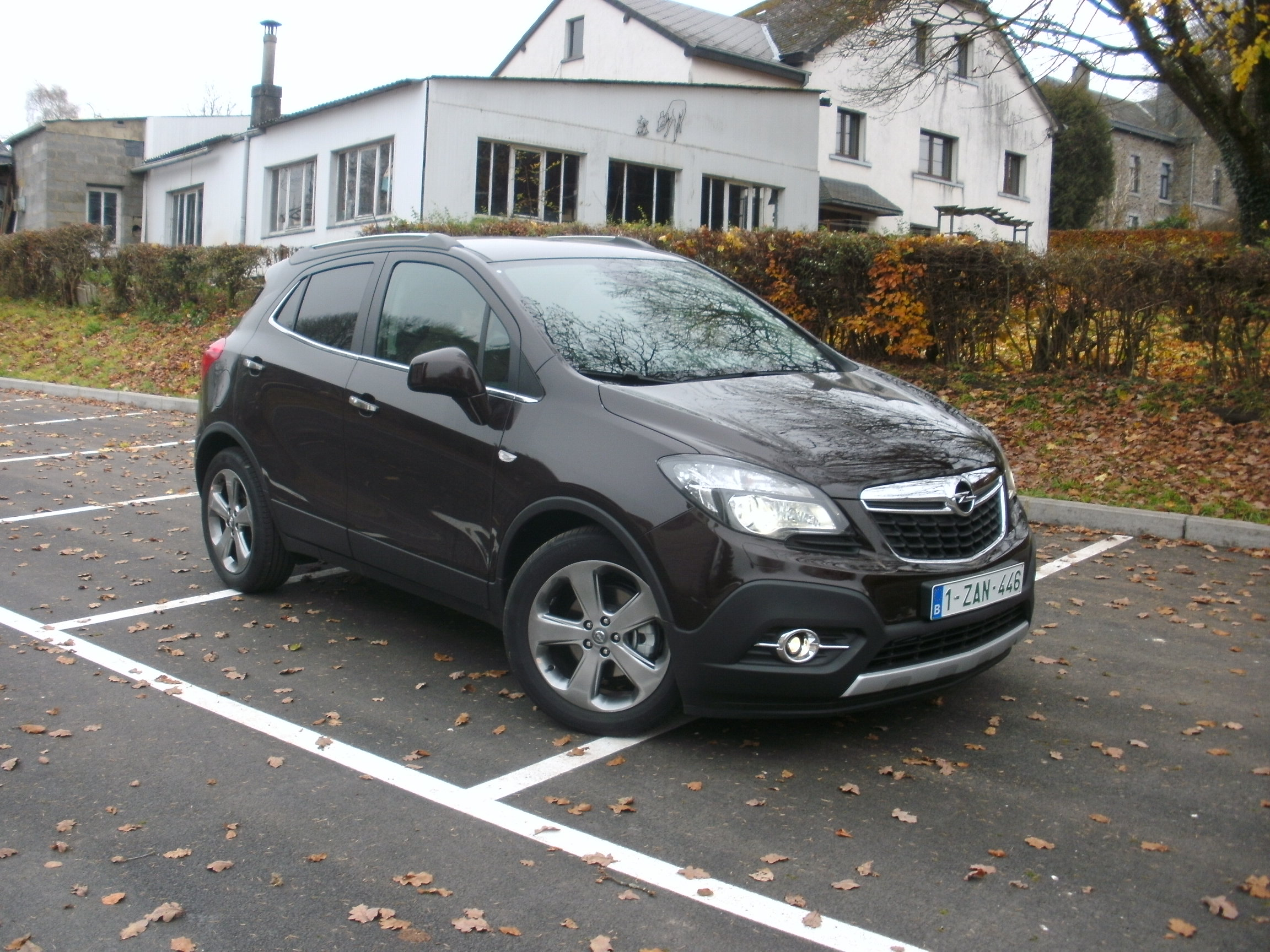 essai opel mokka 13 11 2012 010 opel mokka ditchleterrible photos club. Black Bedroom Furniture Sets. Home Design Ideas