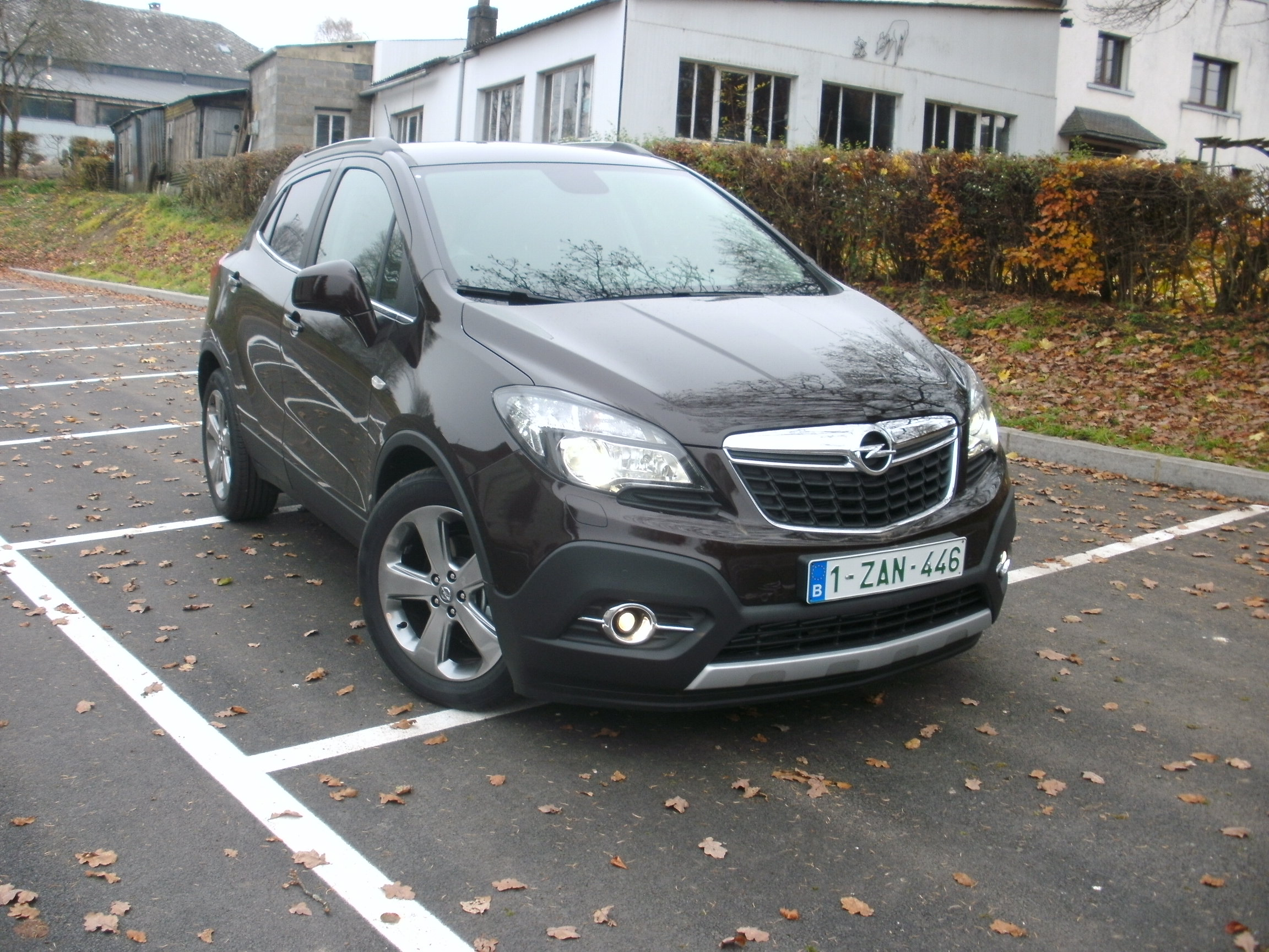 essai opel mokka 13 11 2012 011 opel mokka ditchleterrible photos club. Black Bedroom Furniture Sets. Home Design Ideas