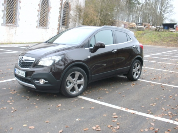 essai opel mokka 13 11 2012 022 opel mokka ditchleterrible photos club. Black Bedroom Furniture Sets. Home Design Ideas