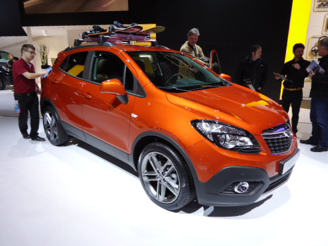opel mokka boite auto 6 opel forum marques. Black Bedroom Furniture Sets. Home Design Ideas