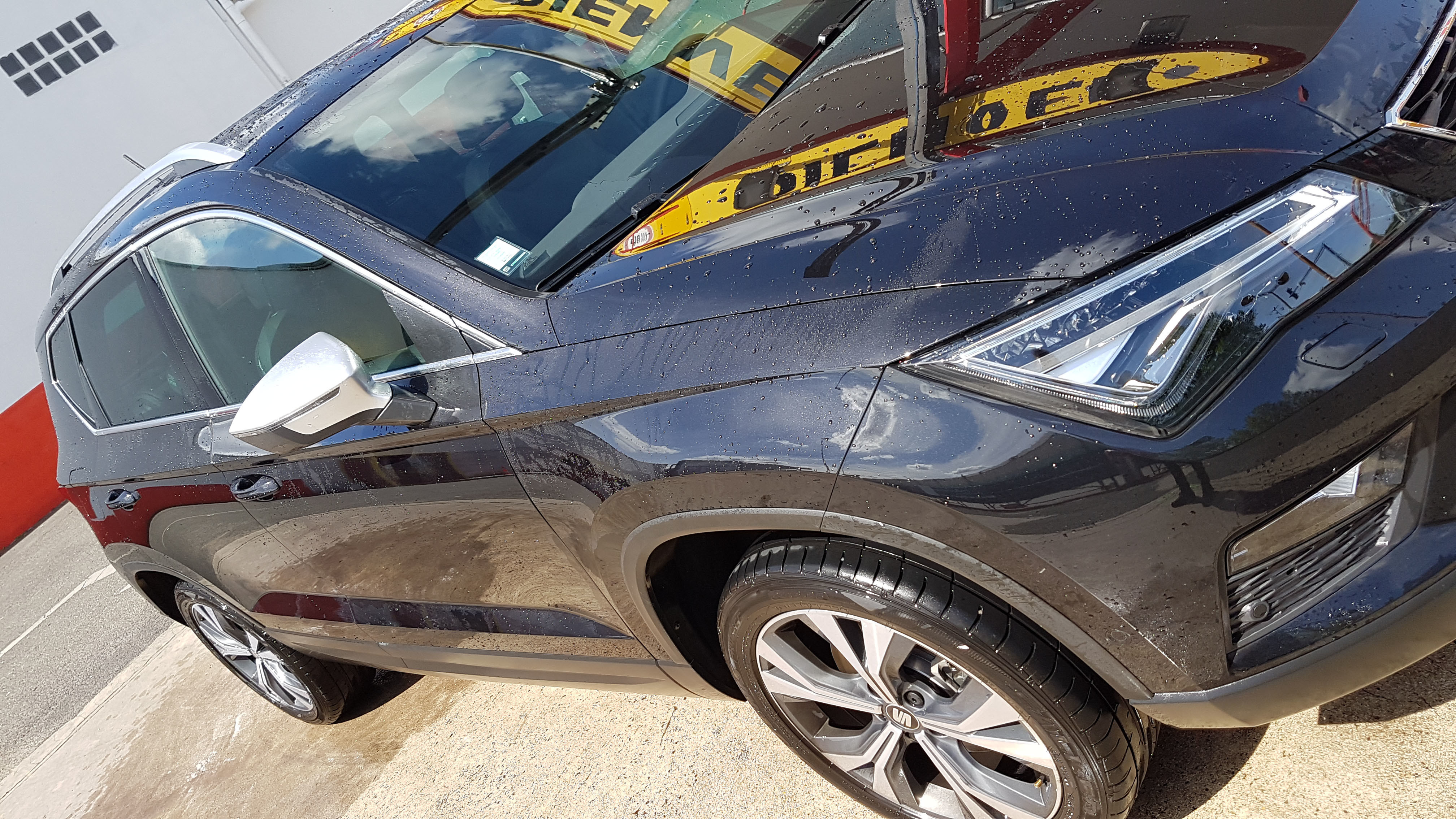 Seat Ateca Right Side