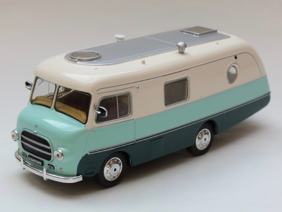 1959 - Type H Camping-car Coccinelle III %22Le Bastard%22 Collector