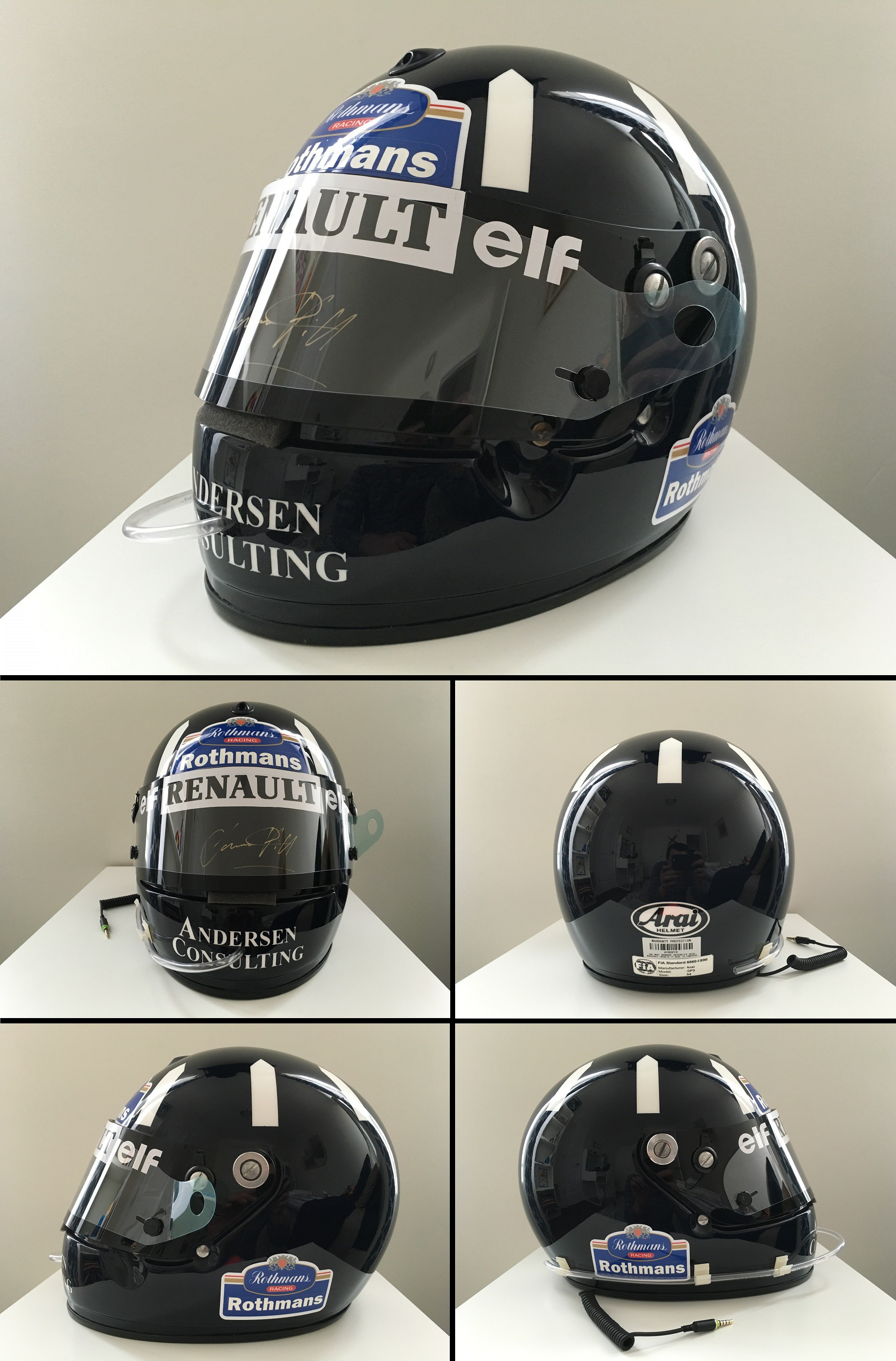 casques pilotes de f1 page 276 formule 1 forum sport auto. Black Bedroom Furniture Sets. Home Design Ideas