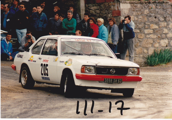 MONTS DOME 1989 C