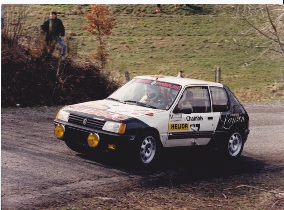 MONTS DOME 1987