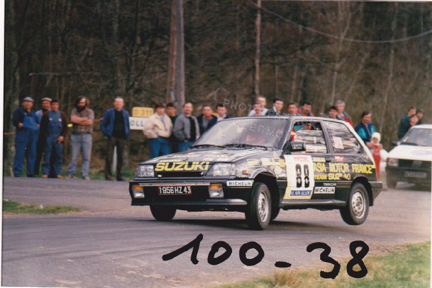 Monts dome 1989