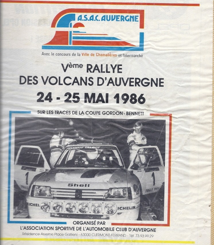 VOLCANS 1986 a
