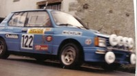 rallye national des monts dome 1987