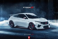 Civic Type R_front
