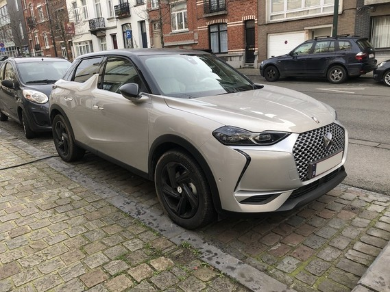 DS3 Crossback Crystal Pearl