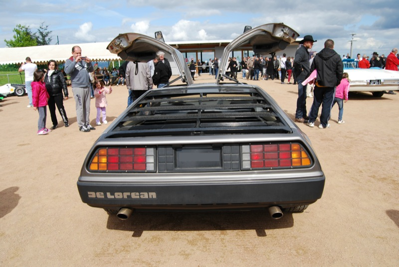 DeLorean DMC-12 5