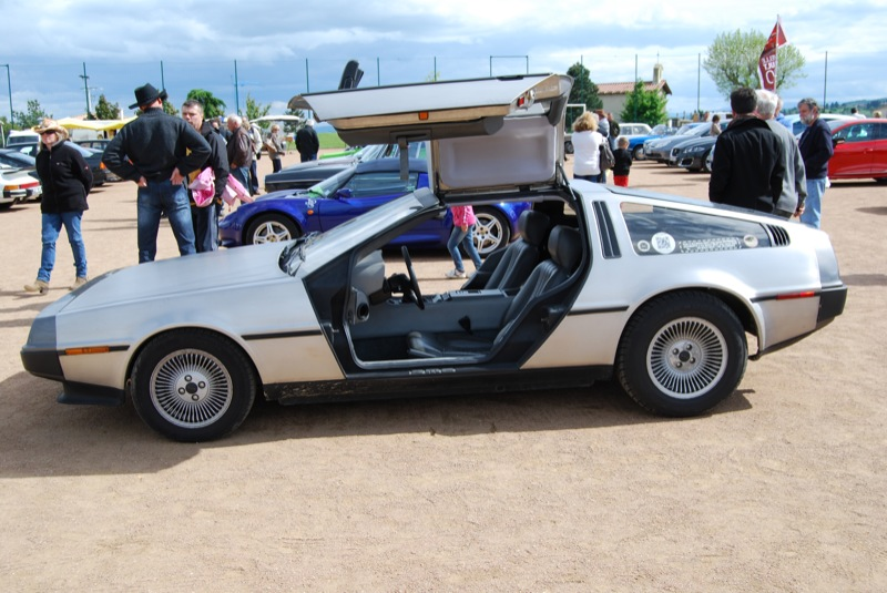 DeLorean DMC-12 8
