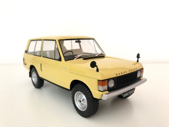 Range Rover 3.5 V8 1972 Whitebox